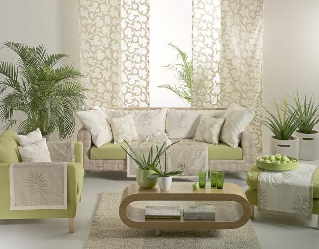 صورة تزيين البيت , تزيين الحوائط بالنباتات للمنزل