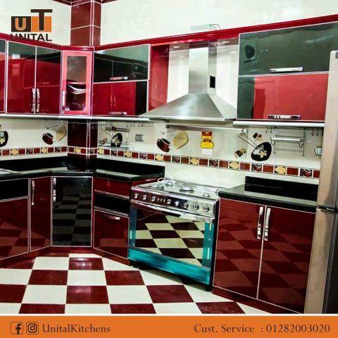 بالصور مطابخ مودرن 2019 , اروع تصاميم لمطبخك 2027 8