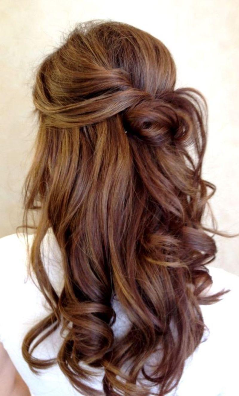 صور تسريحات للشعر الطويل بسيطة , تسريحات الشعر الطويل والمتوسط