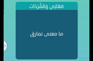صور معنى نمارق , من معانى الكليمات فى اللغه العربيه