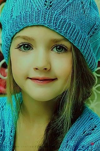 بالصور اجمل بنات اطفال , صور رائعه لاجمل اطفال 2505 6