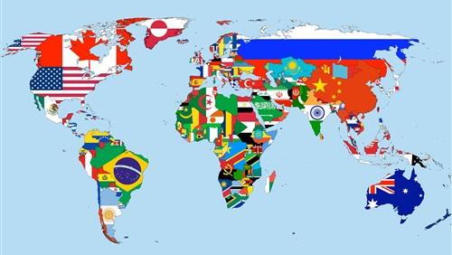 صوره اكبر دولة في العالم مساحة , معلومات جغرافيه مهمه