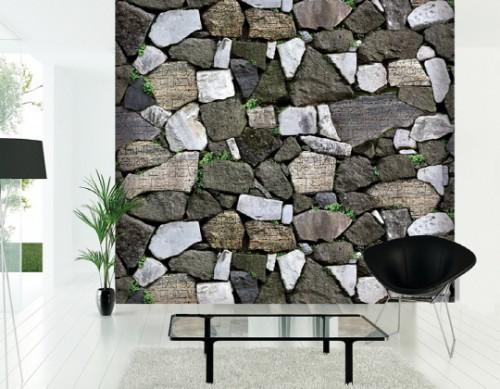 بالصور ورق جدران حجر , اشكال من اوراق الحائط رائعه جدا 2788 3