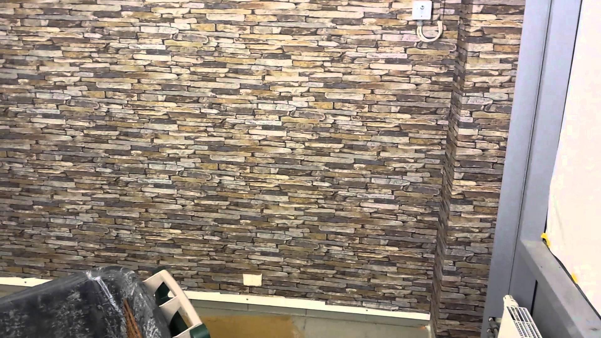 بالصور ورق جدران حجر , اشكال من اوراق الحائط رائعه جدا 2788 7