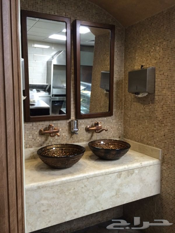 بالصور اشكال مغاسل رخام طبيعي , احواض حمام رخامى شيك جدا 2859 7
