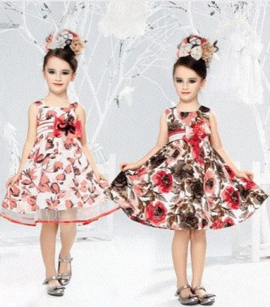 بالصور ملابس اطفال للعيد , اجمل فساتين العيد للبنات 2975 6