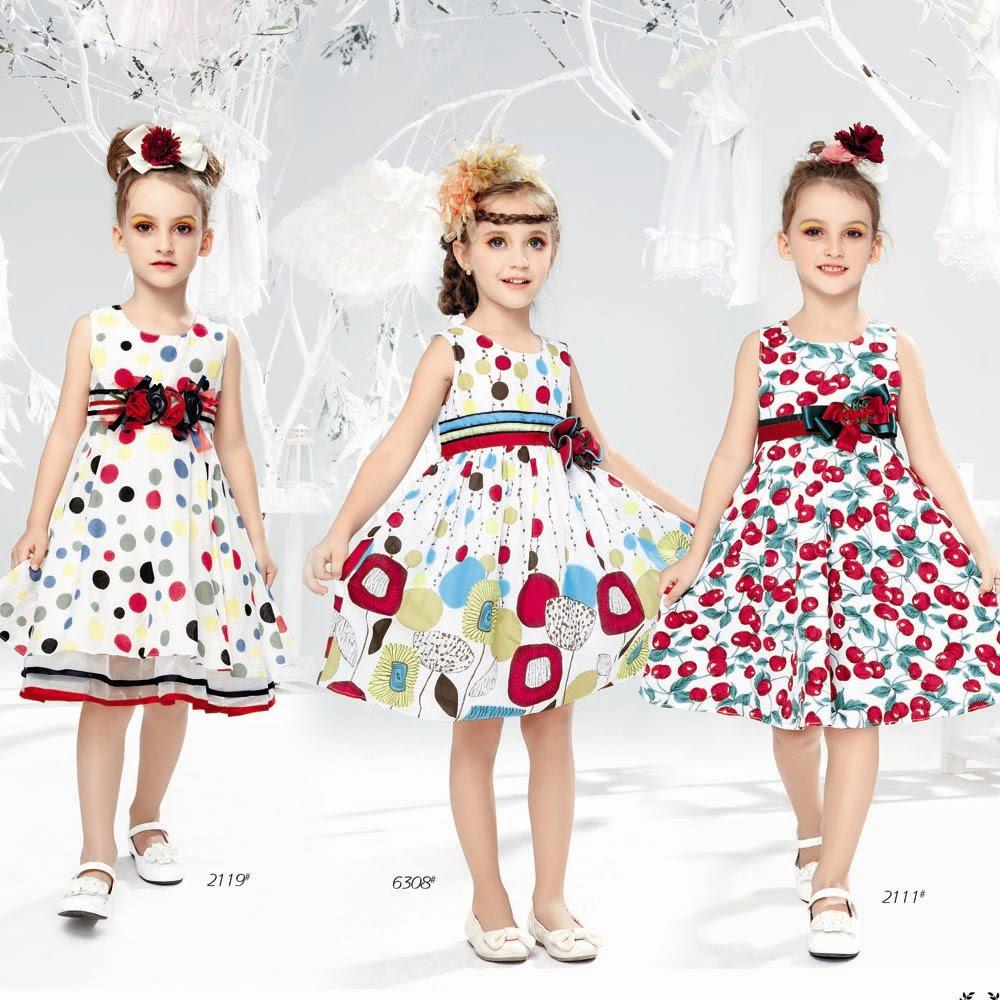 بالصور ملابس اطفال للعيد , اجمل فساتين العيد للبنات 2975 7