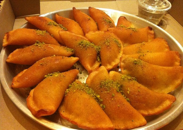 صور حلويات شامية , اشهى حلويات الشام