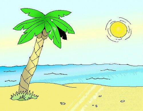 بالصور رسم منظر طبيعي سهل للاطفال , اجمل الرسومات الخاصة بالاطفال ru 1