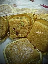 صورة حلويات سعد الدين , اجمل اشكال الحلويات