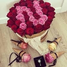 صورة بوكيه ورد احمر , اجمل الورود والزهور