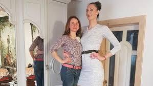 صورة اطول امراة في العالم , صورة قد لا تصدقها
