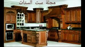 صوره مطابخ خشب , اشكال جديده للمطابخ الخشب