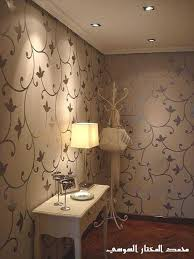 صور ورق جدران للمجالس , ديكورات الحوائط الروعه