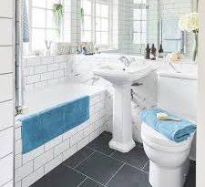 صورة ديكور حمامات صغيرة , اشكال روعه من الحمامات الصغيره