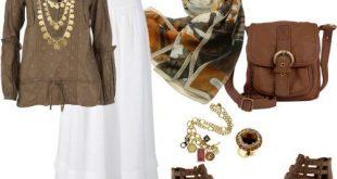 صوره ملابس للمحجبات , اشيك لبس للحجاب