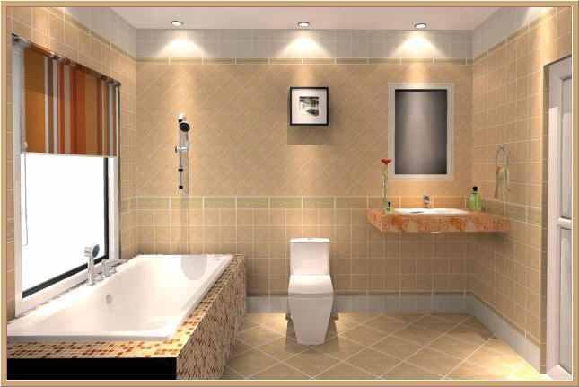 بالصور حمامات مودرن , اشكال روعه من الحمامات 1075 2
