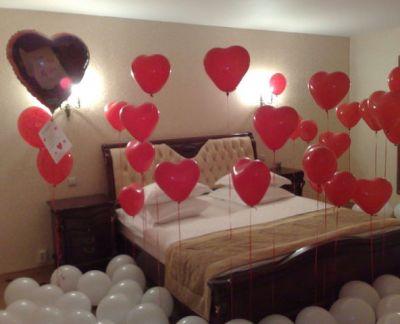 صورة فنون في غرفة النوم , تزين رومانسى لغرف النوم 1123 5