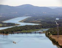صوره اكبر نهر في العالم , تباركت قدرة الله في صنعه