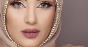 صوره اجمل بنات محجبات بدون مكياج , صورة حلوة للحجاب