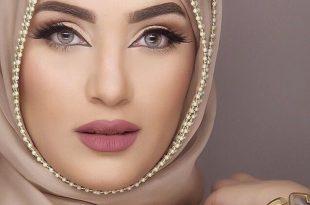 بالصور اجمل بنات محجبات بدون مكياج , صورة حلوة للحجاب 1829 10 310x205
