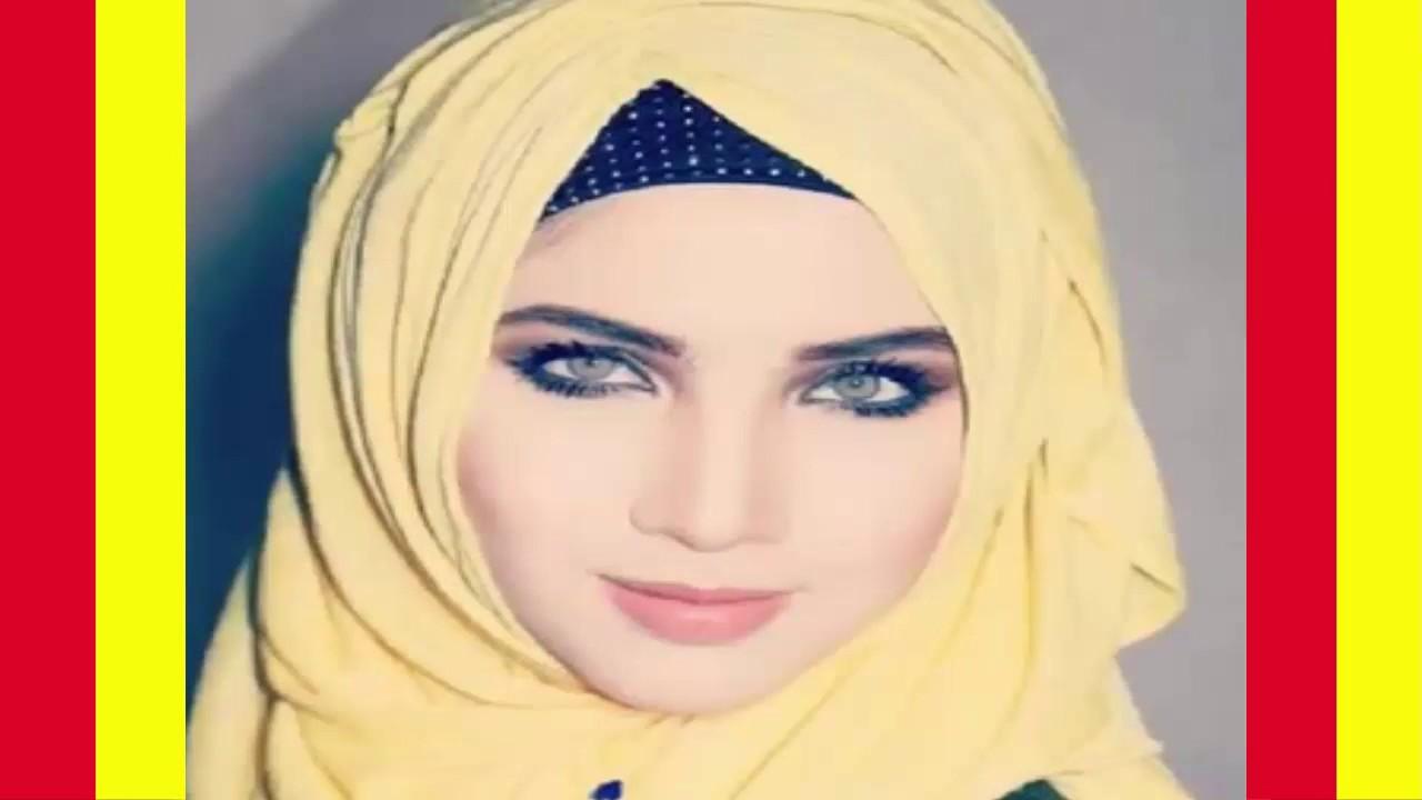 بالصور اجمل بنات محجبات بدون مكياج , صورة حلوة للحجاب 1829 3