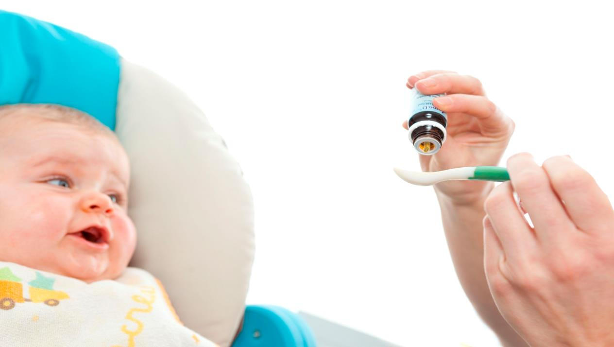 صوره فيتامين د للاطفال , اعراض نقص فيتامين د
