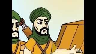 صور كرتون اسلامي , رسوم متحركة دينية