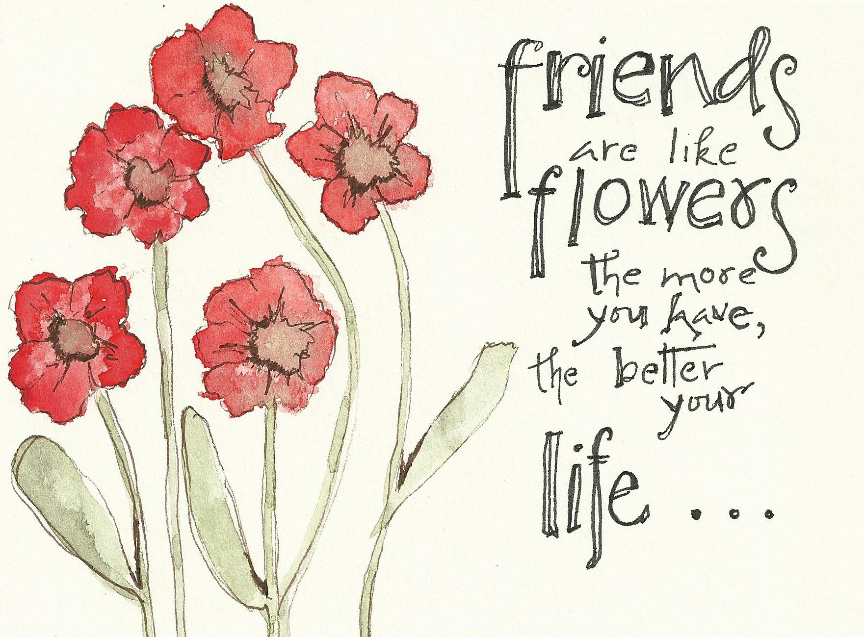 صورة حكمه عن الصديق , عبارات قيمة عن الصداقة 2101 8