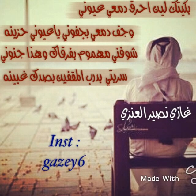 مجموعة صور لل شعر حب بدوي