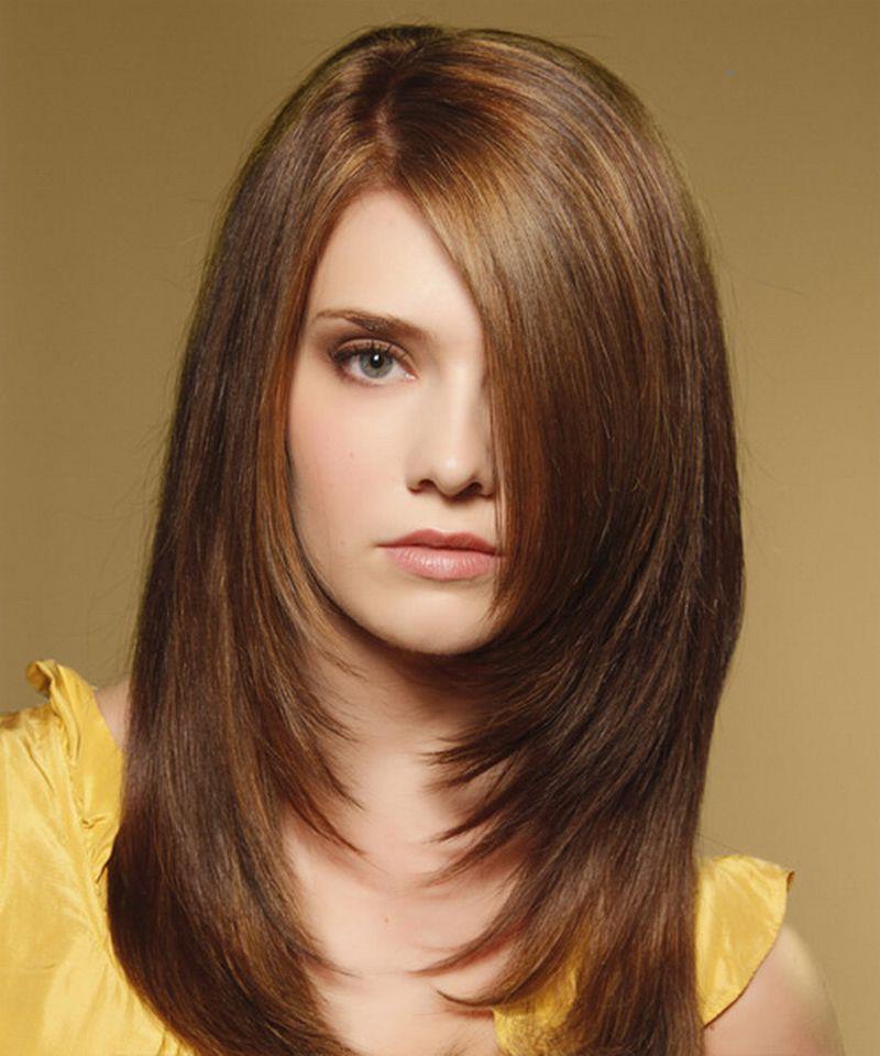 بالصور قصات شعر مدرج , صور تسريحات شعر مدرجة 2304 5