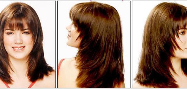 بالصور قصات شعر مدرج , صور تسريحات شعر مدرجة 2304 7