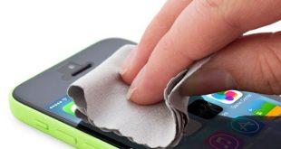 صوره تنظيف الهاتف , نظف جوالك بالفيديو