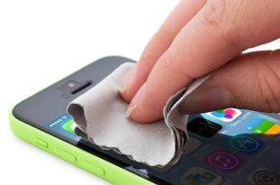 صورة تنظيف الهاتف , نظف جوالك بالفيديو