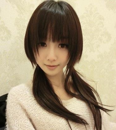 بالصور قصات شعر متوسط , اجمل تسريحات الشعر المتوسط 2341 11
