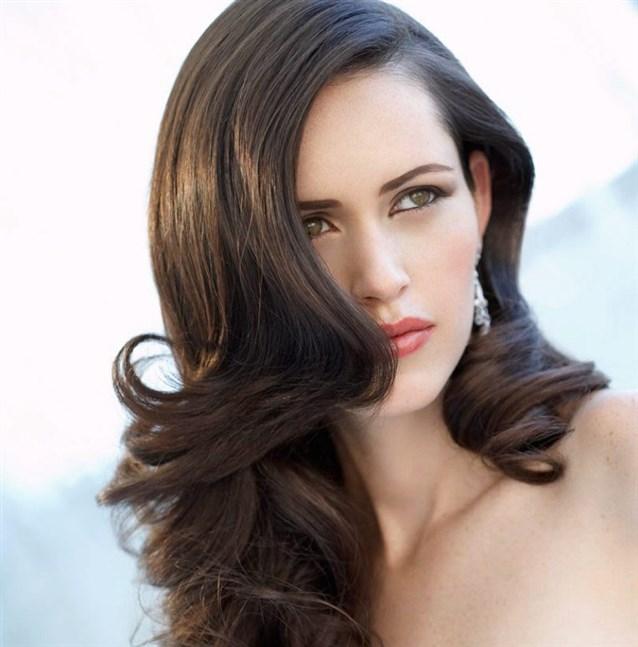 بالصور قصات شعر متوسط , اجمل تسريحات الشعر المتوسط 2341 2