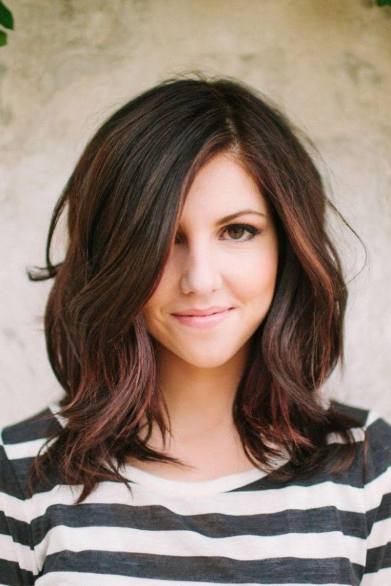بالصور قصات شعر متوسط , اجمل تسريحات الشعر المتوسط 2341 3