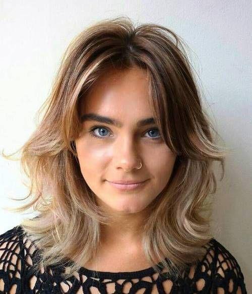بالصور قصات شعر متوسط , اجمل تسريحات الشعر المتوسط 2341 5