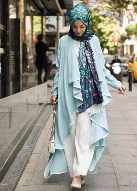 صورة لبس محجبات , صور ازياء المحجبة