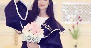 صورة عبايات تخرج , عباءة لحفل التخرج الجامعي