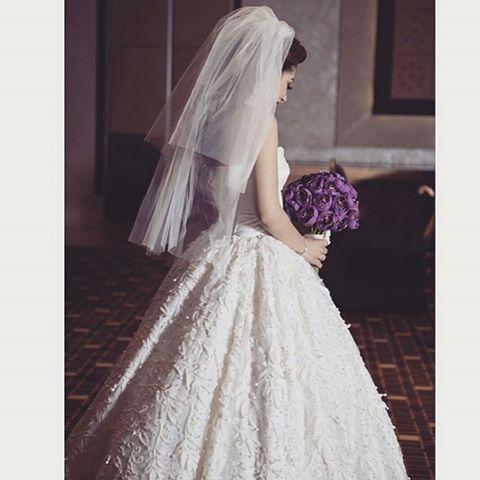 صورة فساتين افراح , صور فساتين الزفاف الجميلة 2019 حصرى