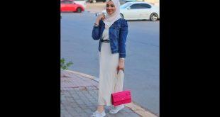 بالصور موضة صيف 2019 للمحجبات , اجمل ملابس الصيف 2751 10 310x165