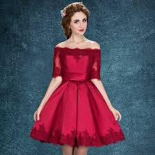 صورة فساتين قصيرة فخمة , احلى فستان قصير 2755 4