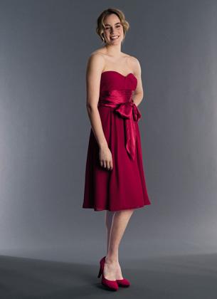 صورة فساتين قصيرة فخمة , احلى فستان قصير 2755 5