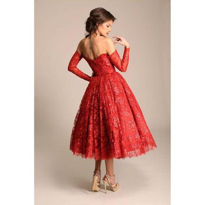 صورة فساتين قصيرة فخمة , احلى فستان قصير 2755