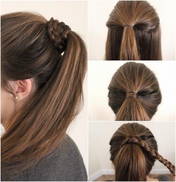 صورة موديلات شعر بسيطة , احدث قصات الشعر 2934 3