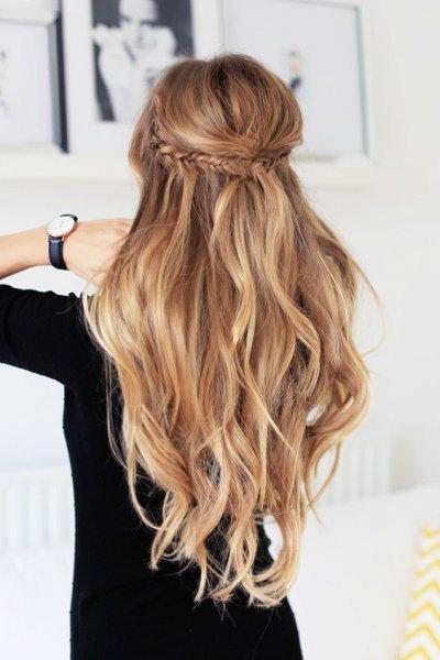 صورة موديلات شعر بسيطة , احدث قصات الشعر 2934 8