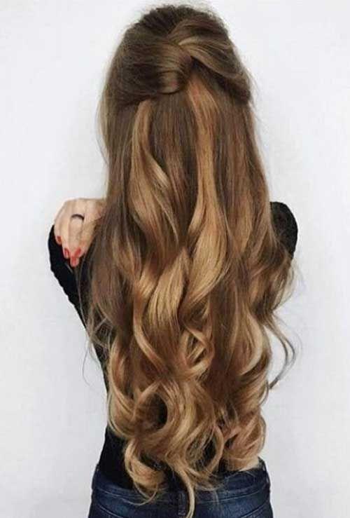 صورة موديلات شعر بسيطة , احدث قصات الشعر 2934 9