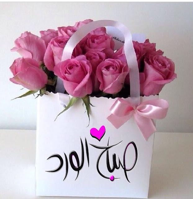 بالصور صور صباح الورد , بطاقات رائعة لصباح الورد 3209 2