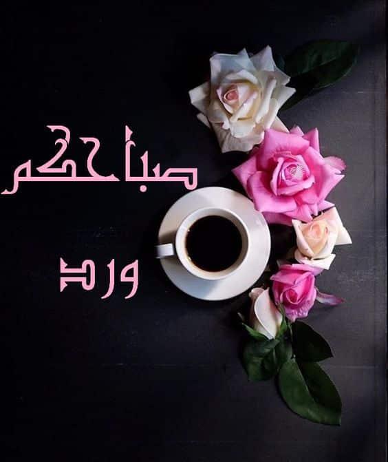 بالصور صور صباح الورد , بطاقات رائعة لصباح الورد 3209 3
